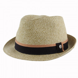 Chapeau de Paille Coloris Naturel Celtic Alliance