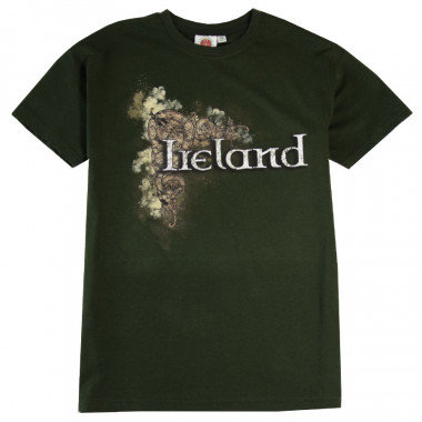 T-Shirt Kaki Ireland