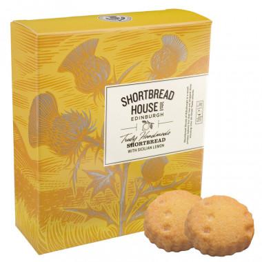 Shortbread House Lemon Shortbreads 150g
