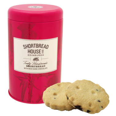 Shortbread House Dark Chocolate Shortbreads 140g