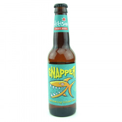 Snapper Golden Ale 33cl 4.3°