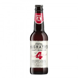 Mc Grath's Craft Irish Red Ale 33 cl 4.3°