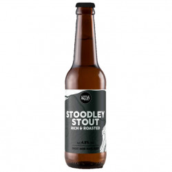 Stoodley Stout Little Valley Brewery 33cl 4.8°
