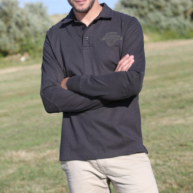 Polo Anthracite Celtic Nation