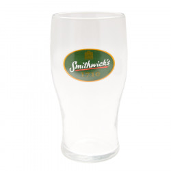 Smithwick's Pint Glass 580.80 ml