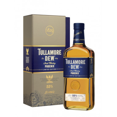 Tullamore Dew Phoenix 70cl 55°
