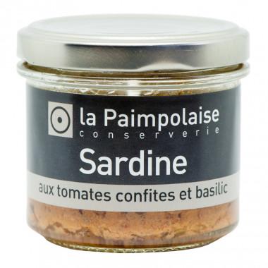 La Paimpolaise Sardines & Tomatoes Rillettes 80g