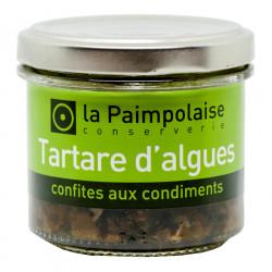 Tartare d'Algues Confites aux Condiments La Paimpolaise 80g