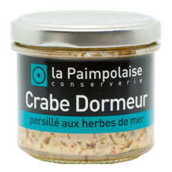 La Paimpolaise Dungeness Crab & Parsley Rillettes 80g