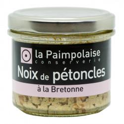 La Paimpolaise Breton Scallops Rillettes 80g
