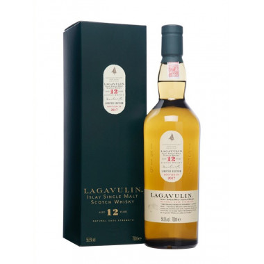 Lagavulin 12 Years Old 17th Release 70cl 56.5°