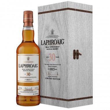 Laphroaig 30 ans 1985 70cl 53.5°