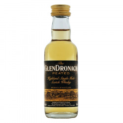 Glendronach peated 12 Years Old 5cl 43°