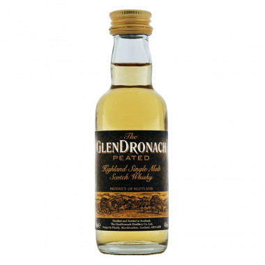 Glendronach peated 5cl 43�