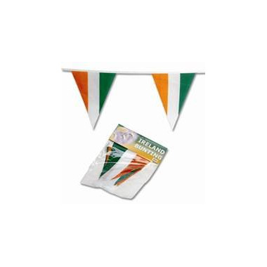Irish Triangle Bunting 7 meters