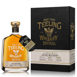 Teeling The Revival n°4 15 ans 70cl 46°