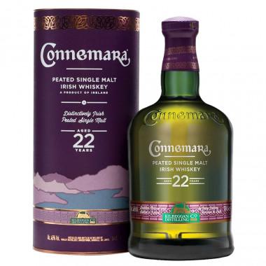 Connemara 22 ans 70cl 46°