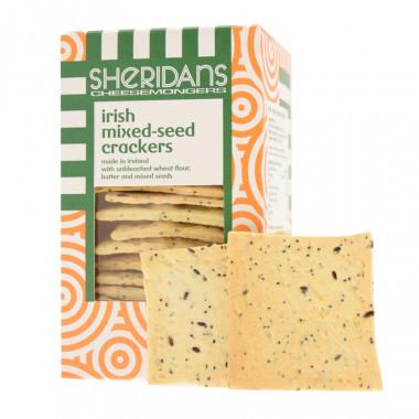 Irish Mixed Seeds Crackers 120g
