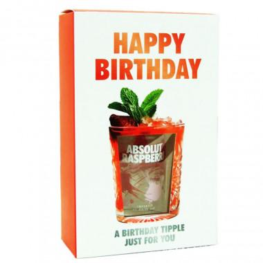 Absolut Vodka Birthday Box 50ml 40°