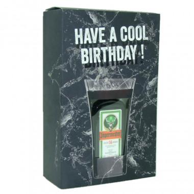 Jägermeister Birthday Box 2 cl 35°