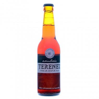 Bière Ambrée Terenez 33cl 5°