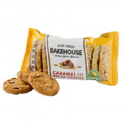 East Coast Bakehouse Caramel And Pecan Cookies 160g