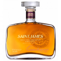 Saint James Quintessence XO 70cl 42°
