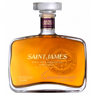 Rhum st james quintessence 70cl 42�