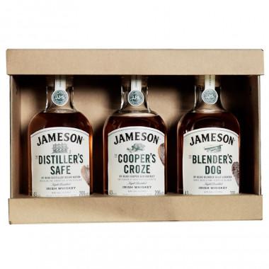 Jameson Maker's Series Coffret 3x20cl 43°