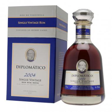 Diplomatico Single Vintage 2004 70 cl 43°