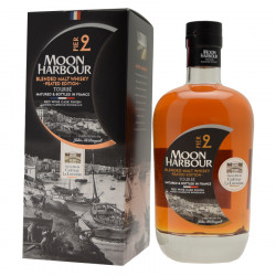 Moon Harbour Pier Two Peated Edition 70cl 47.1°
