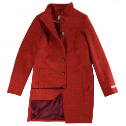 Manteau Mystic Rouge Avoca
