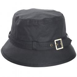 Chapeau kelso wax belted noir lha0174bk11