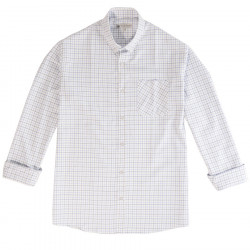Out Of Ireland Blue Check Shirt