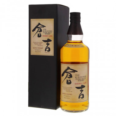The Kurayoshi Sherry Cask 70cl 43°