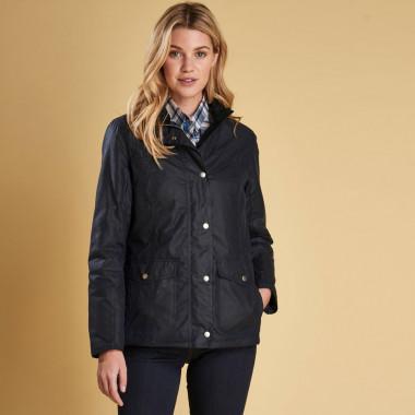 Barbour Sandsend Blue Jacket