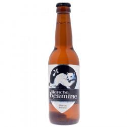Bière Blanche Hermine 33cl 4°