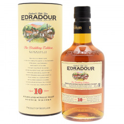 Edradour 10 Years Old 70cl 40°