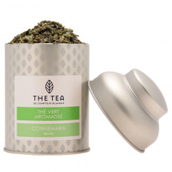 The Tea Connemara Green Tea 100g