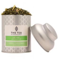 The Tea Green Christmas Green Tea 100g