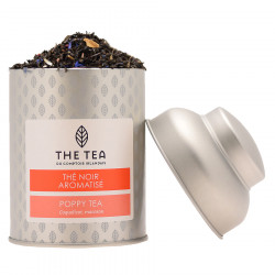 Thé Noir Poppy Tea The Tea 100g
