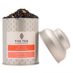 The Tea Black Tea Poppy Tea 100g