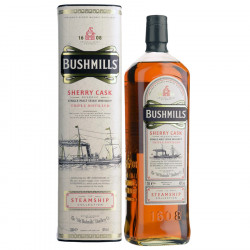 Bushmills Sherry Cask Steamship 1L 40°