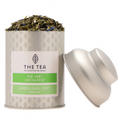 The Tea Earl Grey Green Tea 100g
