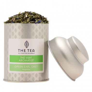 Thé Vert Earl Grey The Tea 100g