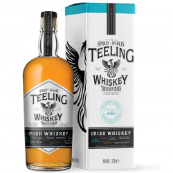 Teeling Small Batch 3 Rivières 70cl 46°