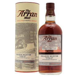 Arran Burgundy Cask 12 Years Old 70cl 53.6°