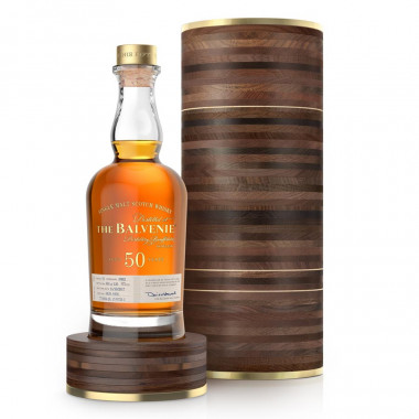 Balvenie 50 Years Old 70cl 42.8° Vintage 1967