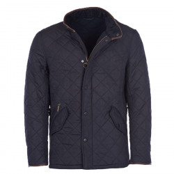 Veste Powel Quilt Marine Barbour
