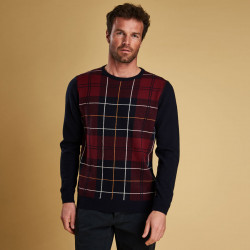 Barbour Navy Coldwater Sweater